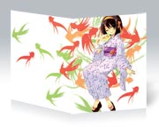 Школьная тетрадь по Melancholy of Haruhi Suzumiya