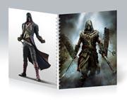 Общая тетрадь Assassin's Creed