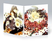 Общая тетрадь по Junjou Romantica