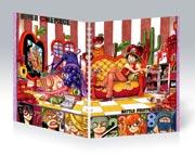 Общая тетрадь по One Piece