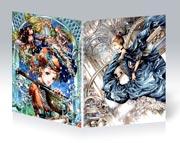 Общая тетрадь по Tukiji Nao Art