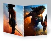 Общая тетрадь Wonder Woman