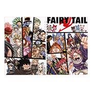 Лекционная тетрадь Fairy Tail