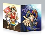Школьный дневник One Piece