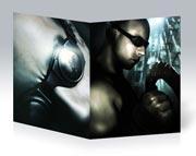 Тонкая школьная тетрадь Chronicles of Riddick