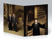Тонкая школьная тетрадь Harry Potter