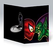 Студенческая тетрадь Spider-man