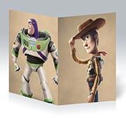 Студенческая тетрадь Toy Story