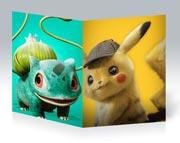 Тетрадь для старшеклассников Pokemon
