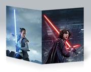 Тетрадь для старшеклассников Star Wars